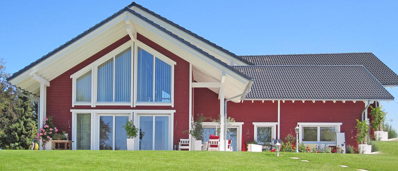 holzhaus bauen blockhaus bauen bayernblock hultahaus. Black Bedroom Furniture Sets. Home Design Ideas