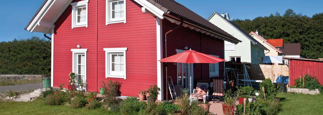 HultaHaus Schwedenhaus Baier