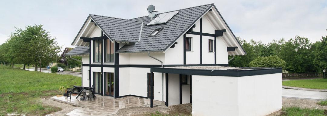 HultaHaus Holzhaus Nebl