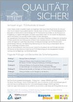 Tuev-Sicherheitspaket für BayernBlock-Häuser