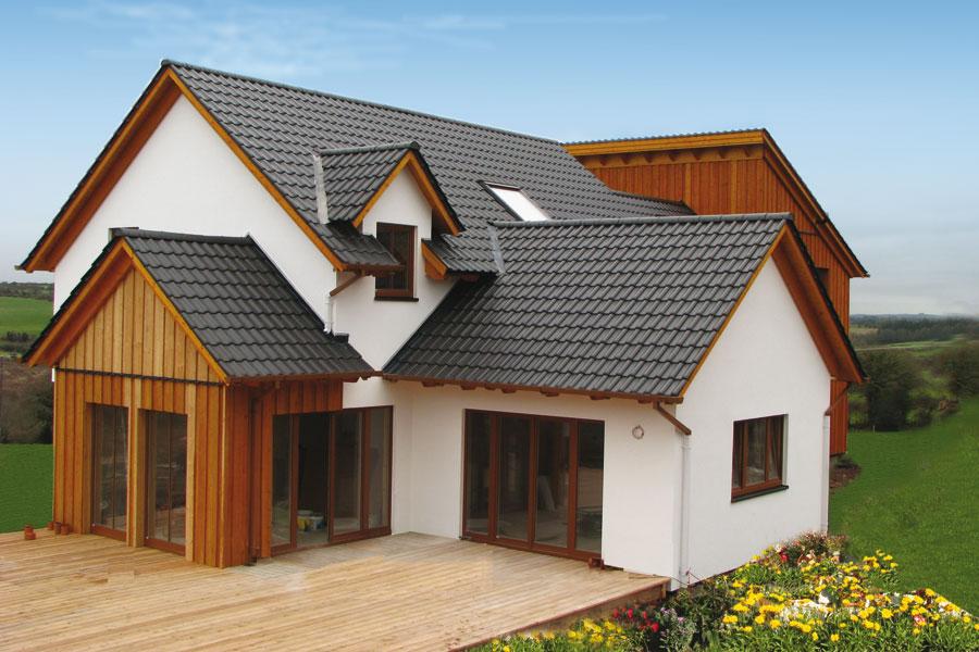 holzhaus in hultahaus bauweise o sullivan irland holzhaus hultahaus bauen in bayern. Black Bedroom Furniture Sets. Home Design Ideas