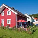 "Holzhaus in Hulta-Bauweise ""Baier"""
