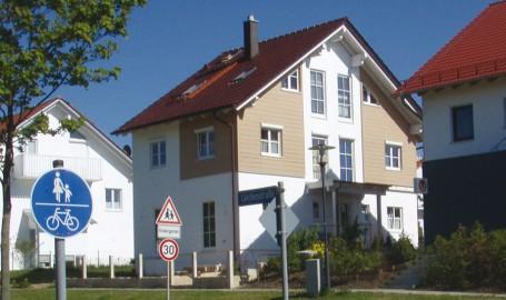 "Holzhaus in Hulta-Bauweise ""Huber"""""