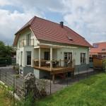 """Holzhaus in Hulta-Bauweise """"Huck"""" (Frankreich"""""""