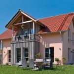 """Holzhaus in Hulta-Bauweise """"Isenberg"""""""