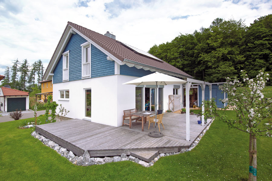 """Holzhaus in Hulta-Bauweise """"Lauckner"""""""