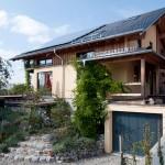 "Holzhaus in Hulta-Bauweise ""Pollak"""