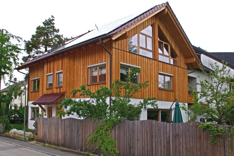 """Holzhaus in HultaHaus-Bauweise """"Schlössl"""""""