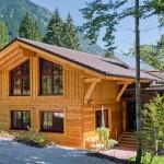 """Holzhaus in Hulta-Bauweise """"Sommerschuh"""""""