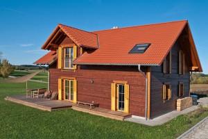 """Holzhaus in Hulta-Bauweise """"Wörishofen"""""""