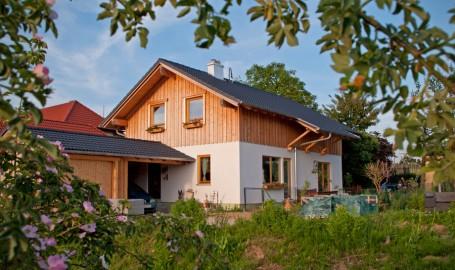 """Holzhaus in Hulta-Bauweise """"Wolnzach"""""""