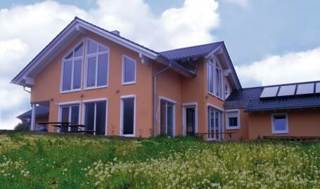 """Holzhaus in Hulta-Bauweise """"Würzbauer"""""""