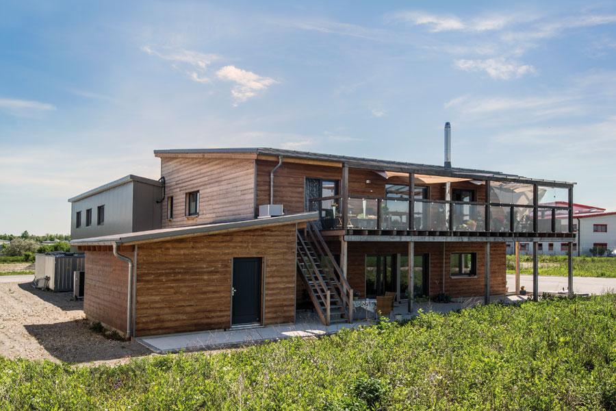 """Holzhaus in Hulta-Bauweise """"Schmidt"""""""