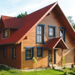 "Holzhaus in ThermoBlock-Bauweise ""Rath"""