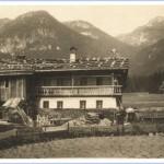Historisches Blockhaus