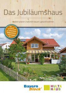 Jubiläumshaus-Broschüre