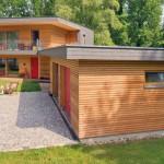 Holzhaus Hultahaus Seitz