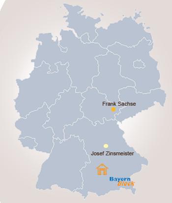 Alle Ansprechpartner der Fa. BayernBlock